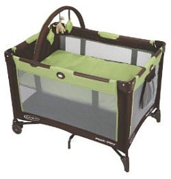 Playpen for twins