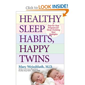 Twins Sleep Book