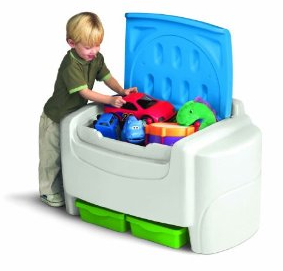 Toy Wars: Reclaim Your House with Toy Storage
