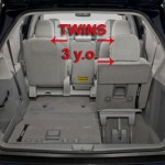 Minivan Setups for Twins and Multiples