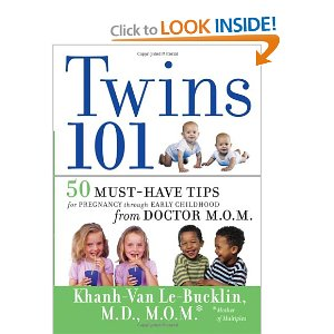 Twins 101 Book