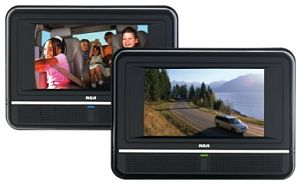 twin car DVD players