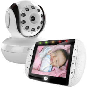 Motorola Mbp36s Wireless Video Baby Monitor