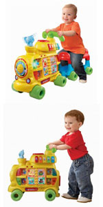 Vtech sit and stand alphabet train