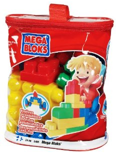 Mega Blocks Classic 24 piece set