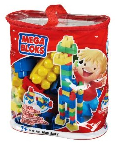 Mega Blocks 80 piece set