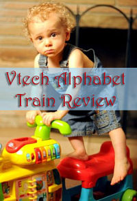 vtech alphabet train review