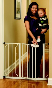 walk through toddler safety gate