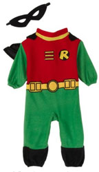Twin baby robin costume