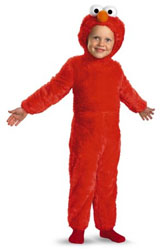 Twin baby elmo costume