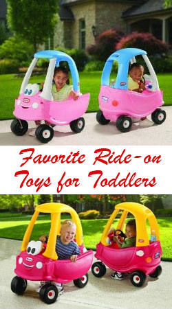 Best toddler ride-on toys