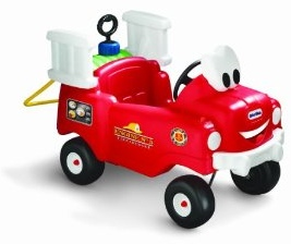 Little Tikes Fire Truck Ride On toy