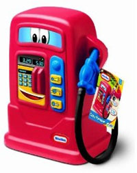 Little Tikes Gas Station