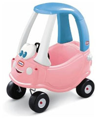 Princess cozy coupe reviews
