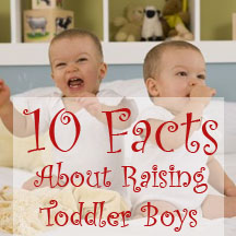 raising toddler boys