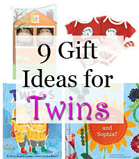 gift ideas for twin babies