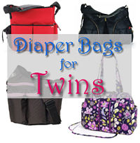 best diaper bags for twins. Black Bedroom Furniture Sets. Home Design Ideas