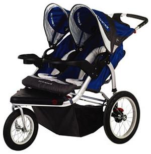 Schwinn Turismo Double Stroller