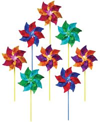 Pinwheel outdoor activities