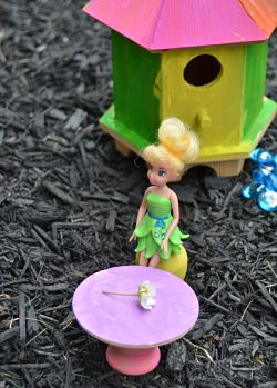 toddler fairy house