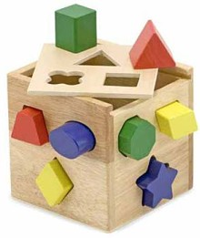 shape sorter toddler toy
