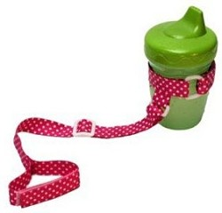 sippy cup stroller grip