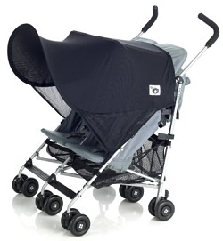 twin stroller shade reviews