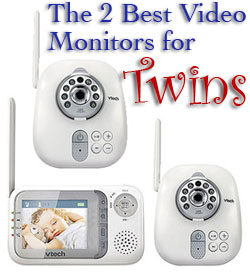 best video monitors for twins