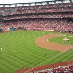 Taking Toddlers to the Ball Game