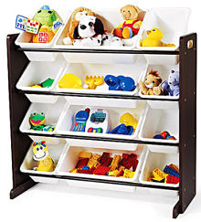 Toddler toy storage
