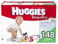 huggies bulk diapers