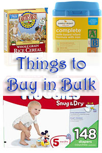 things to buy in bulk