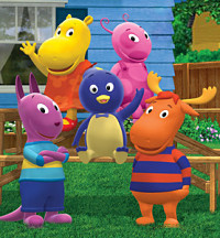 backyardigans toddler show