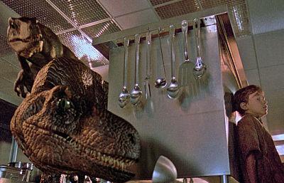 Jurassic Park Twin boys