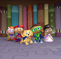 super why show for toddlers