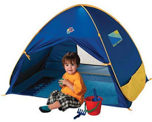 summer safety kid tent
