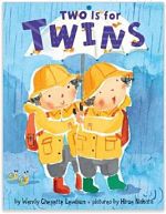 Two is for Twins Gift Book