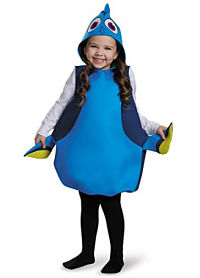 Twin baby Dory costume
