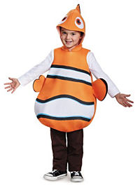Twin Nemo baby costume