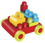 Blocks for Toddlers: Mega Bloks Sets and Vehicles